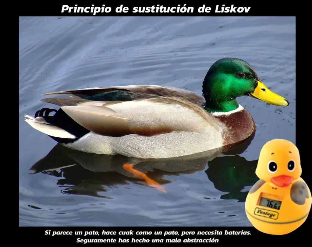 Principio SOLID - Liskov Substitution Principle