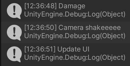 Command pattern log 1