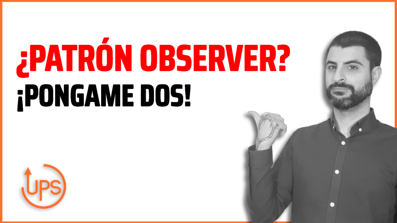 ➤ Patrones de diseño - Observer